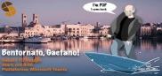 Bentornato Gaetano