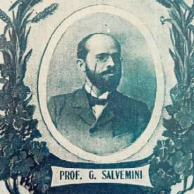 La Storia in foto e in pillole su Gaetano Salvemini